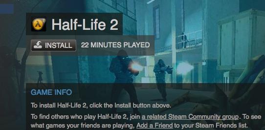 Half Life 2 comes to the Mac | Something Odd!